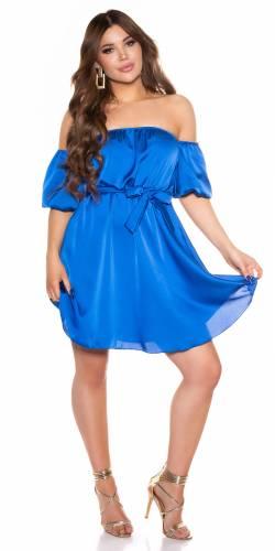 Kleid Darya - blau