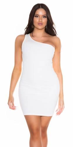 Mini robe Dasha - blanc
