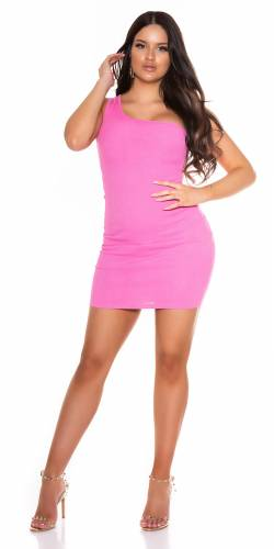 Mini robe Dasha - pink