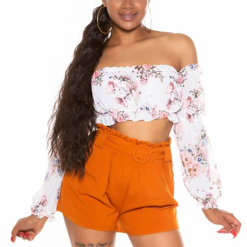 Shorts Diara - orange