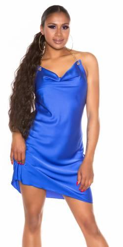 Robe Dilana - bleu foncé