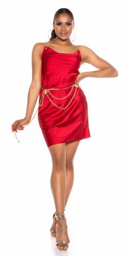 Kleid Dilana - rot