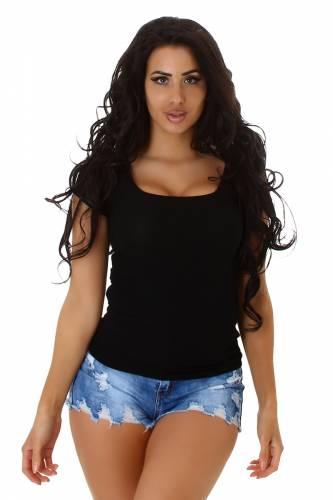 Shirt Esha - schwarz