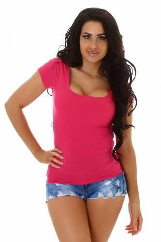 Shirt Esha - pink