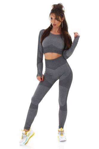 Shape Sport Set - gris foncé