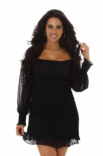 Robe Esilya - noir