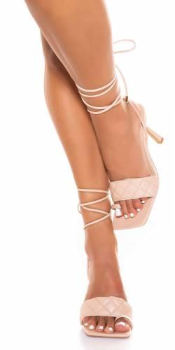 Sandales Fea - beige