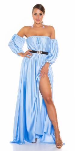 Robe Maxi Fabia - bleu clair