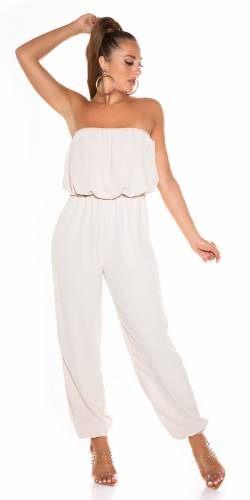 Bandeau Overall - beige