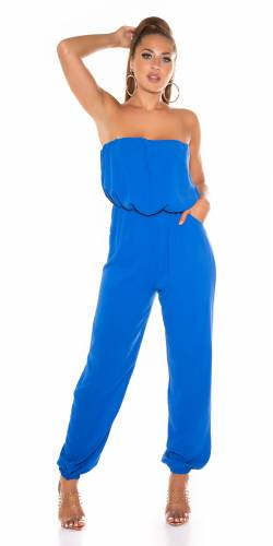 Bandeau Overall - blau