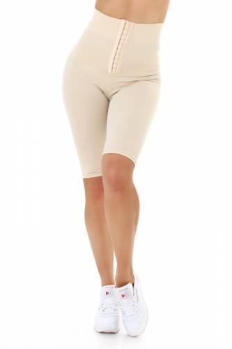 Short Leggings Lina - beige