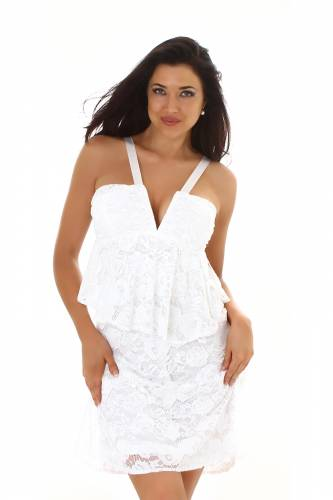 Robe Laia - blanc