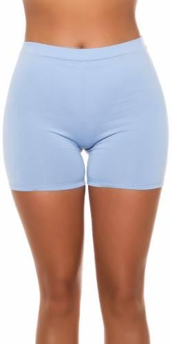Shorts Laurie - bleu clair