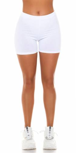 Shorts Laurie - weiss