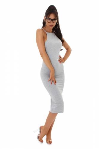 Kleid Liana - grau