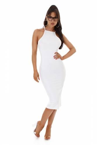 Kleid Liana - weiss