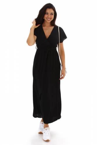 Robe maxi Lesley - noir