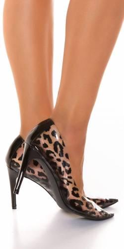 Stilettos Layal - schwarz