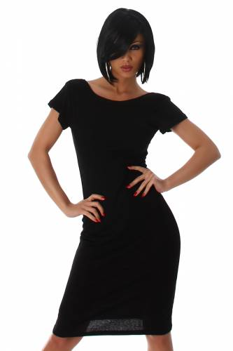 Kleid Lorea - schwarz