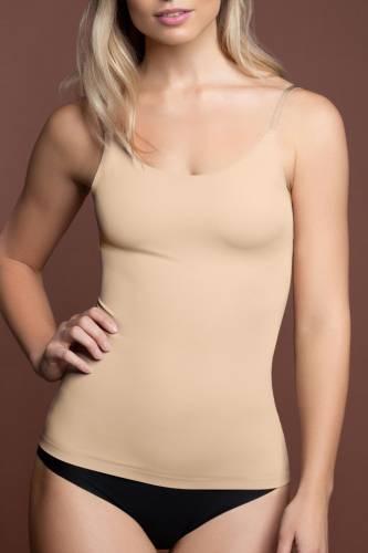 BYE BRA Shape Top - beige