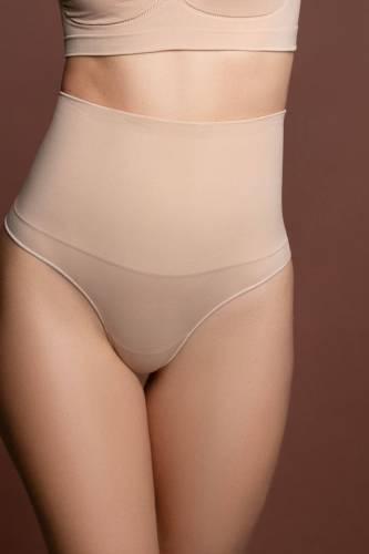 Shape Highwaist Slip - beige
