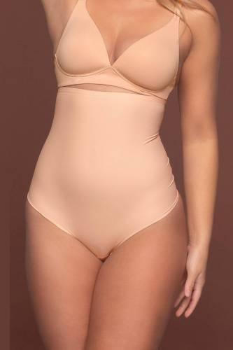 Shape Highwaist String - beige