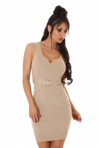 Kleid Lyndsey - beige