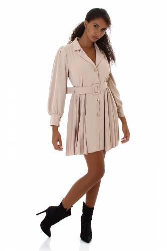 Kleid Lovelyn - beige