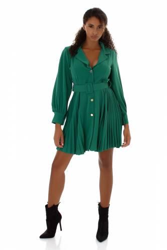Robe Lovelyn - vert