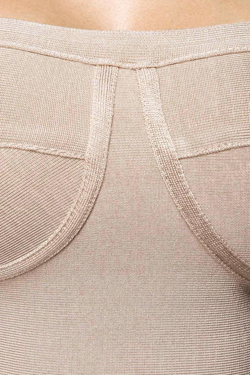 Bandage Shape Kleid