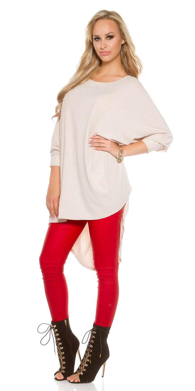 HighLow Oversize Longshirt