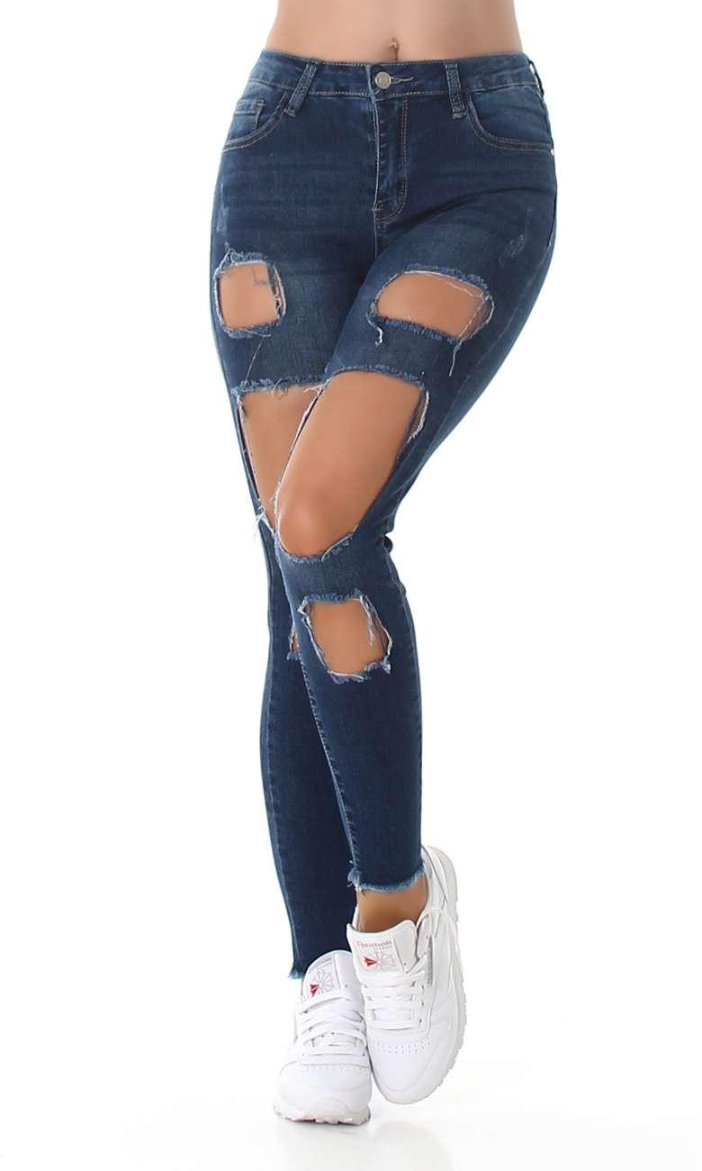 Jeans Destroyed