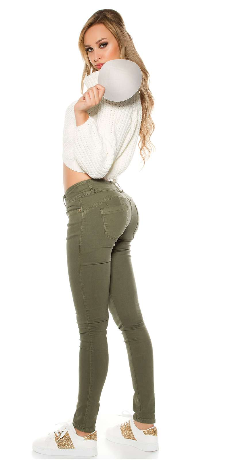 MAGIC BOOTY Jeans