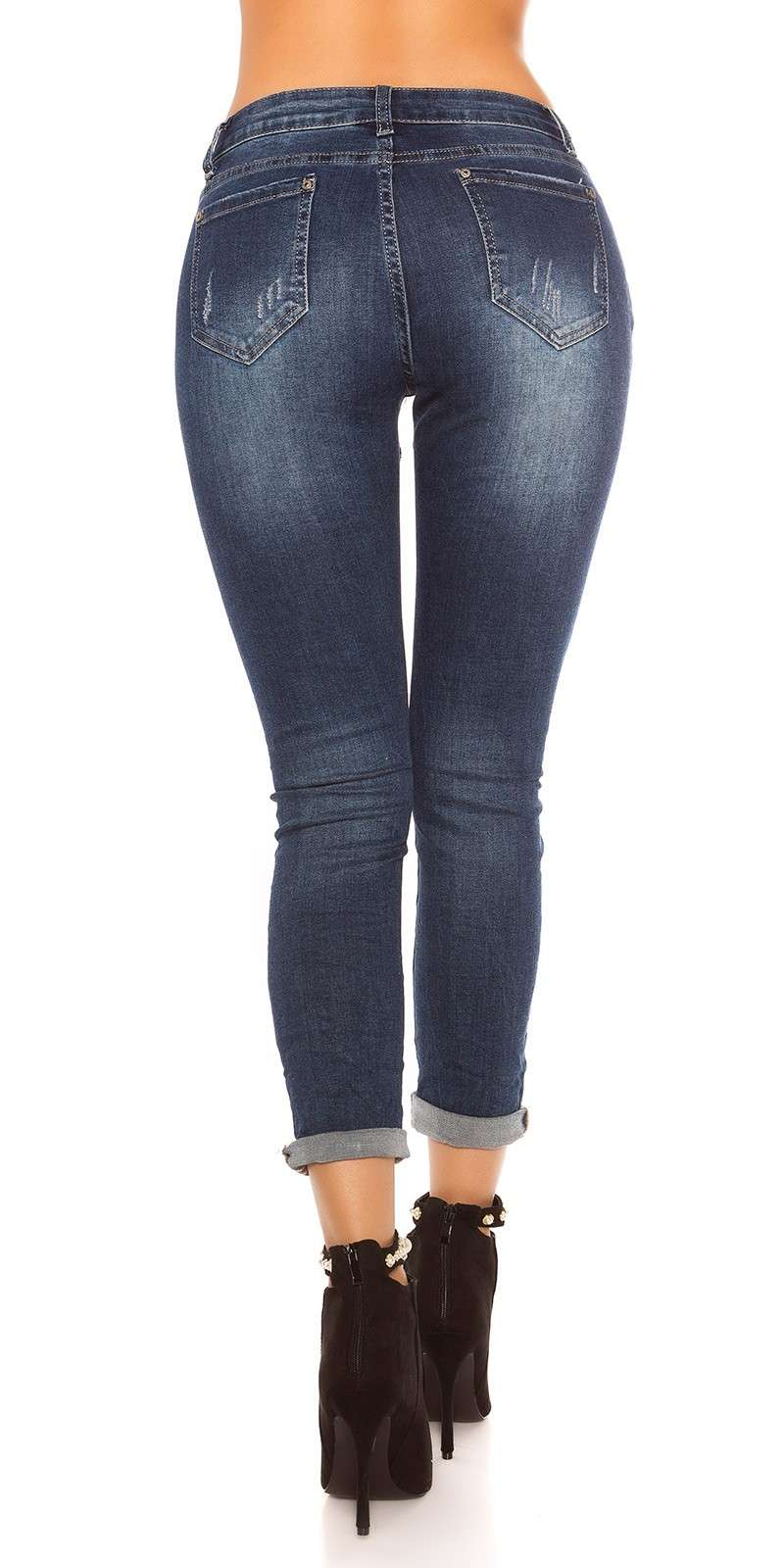 Used Look Jeans