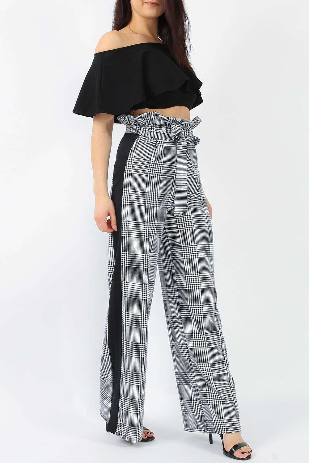 High Waisted Hose
