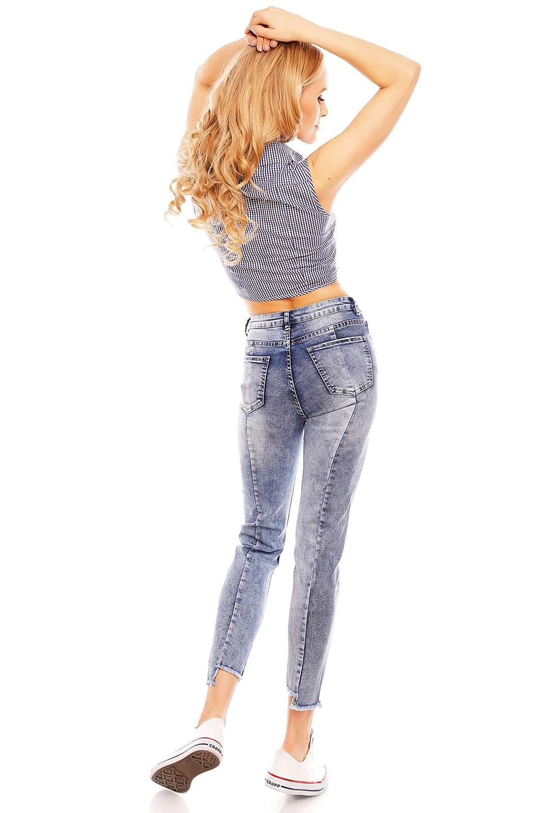 Jeans Laulia Comfort Fit
