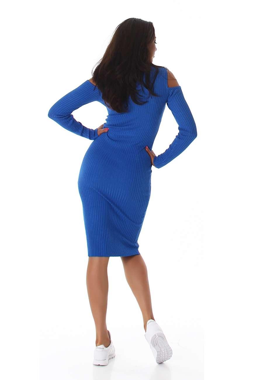 Feinstrick Kleid