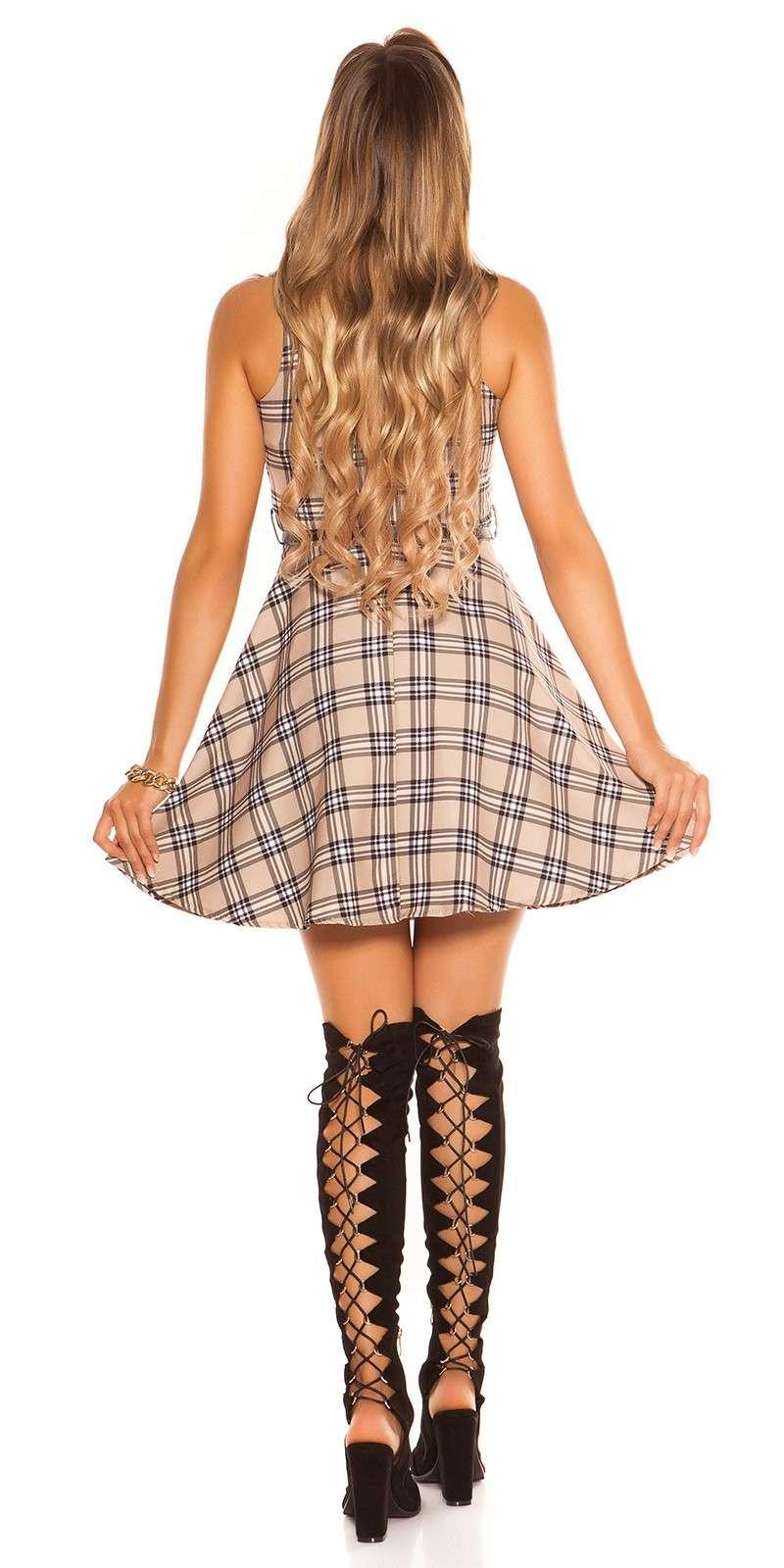 Skater Kleid