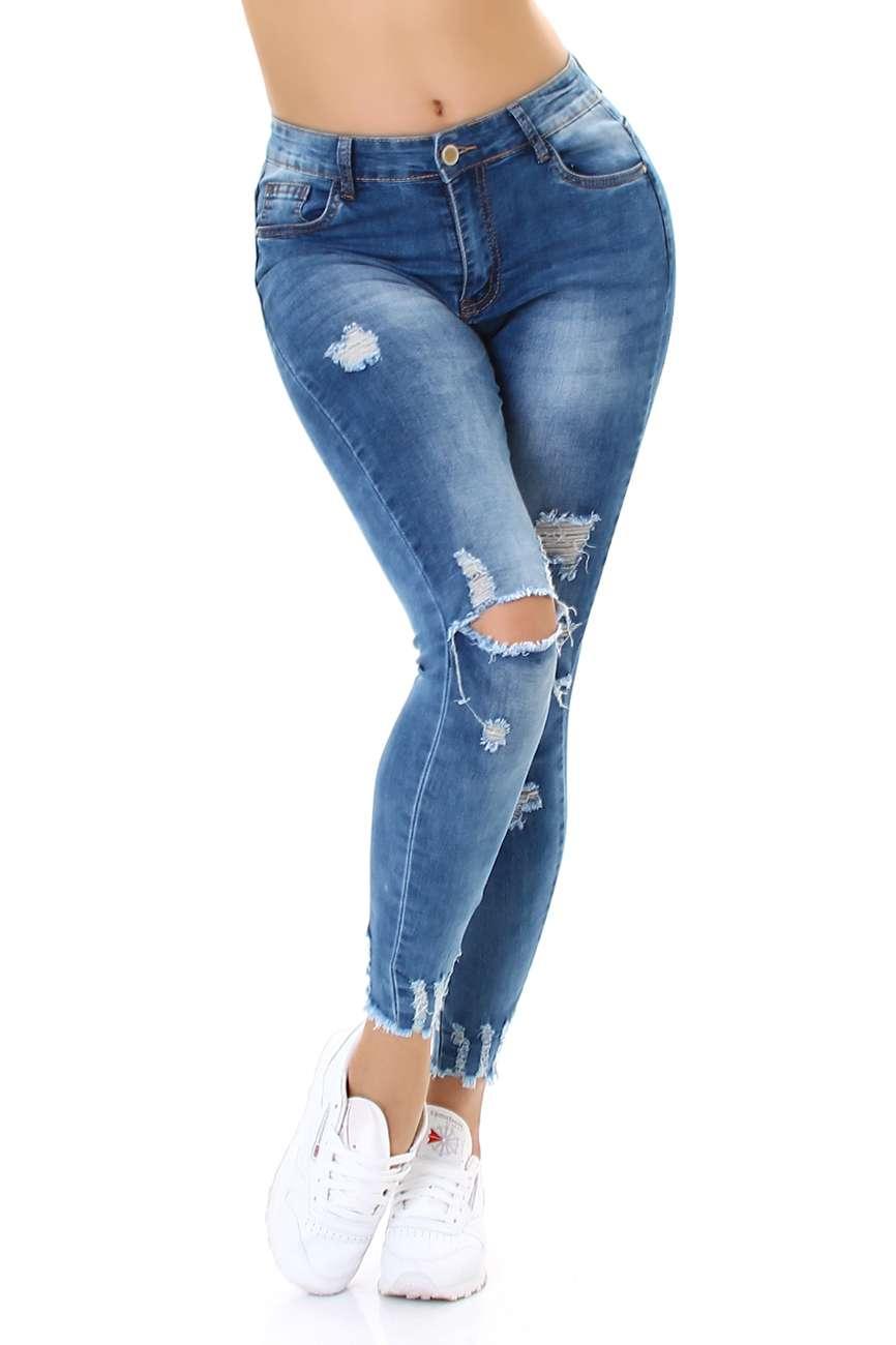 High Waist Jeans Dilia