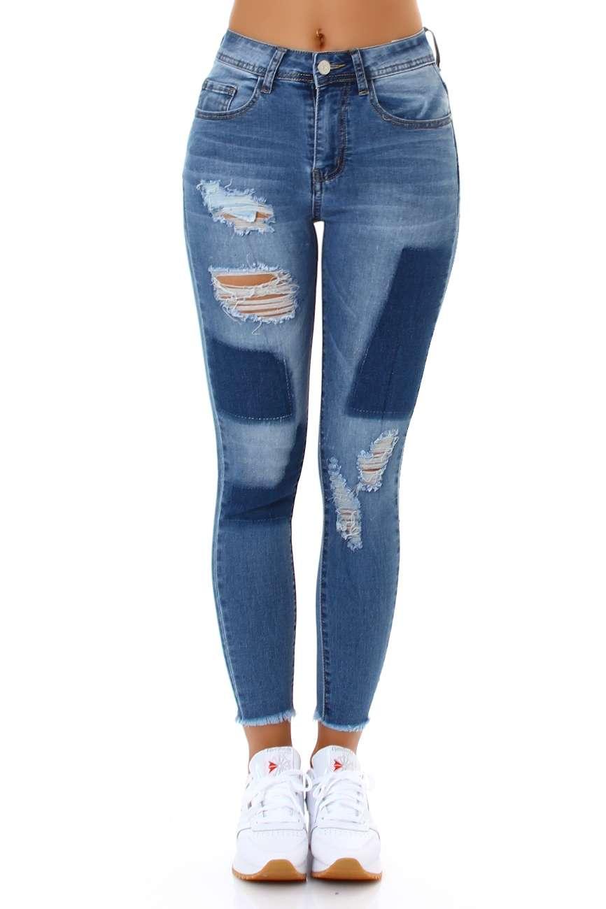 High Waist Jeans Diona