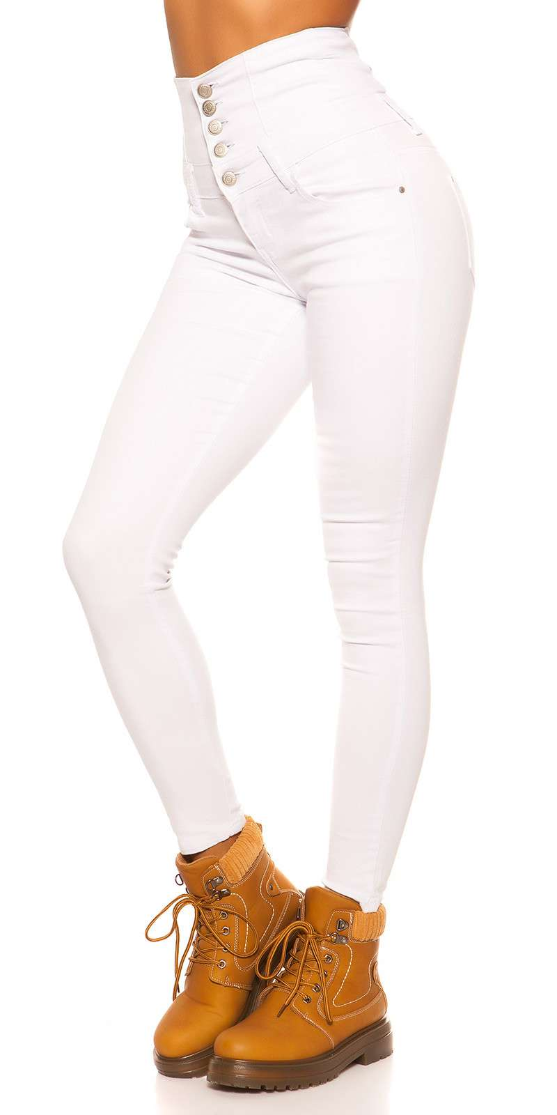 High Waist Jeans Disha