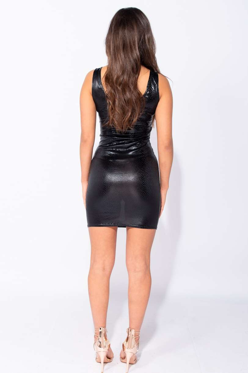 Bodycon Minikleid