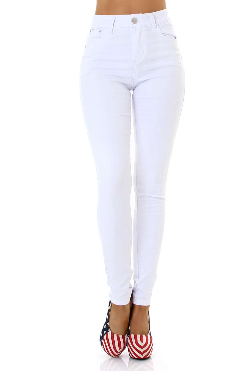 High Waist Jeans Donia