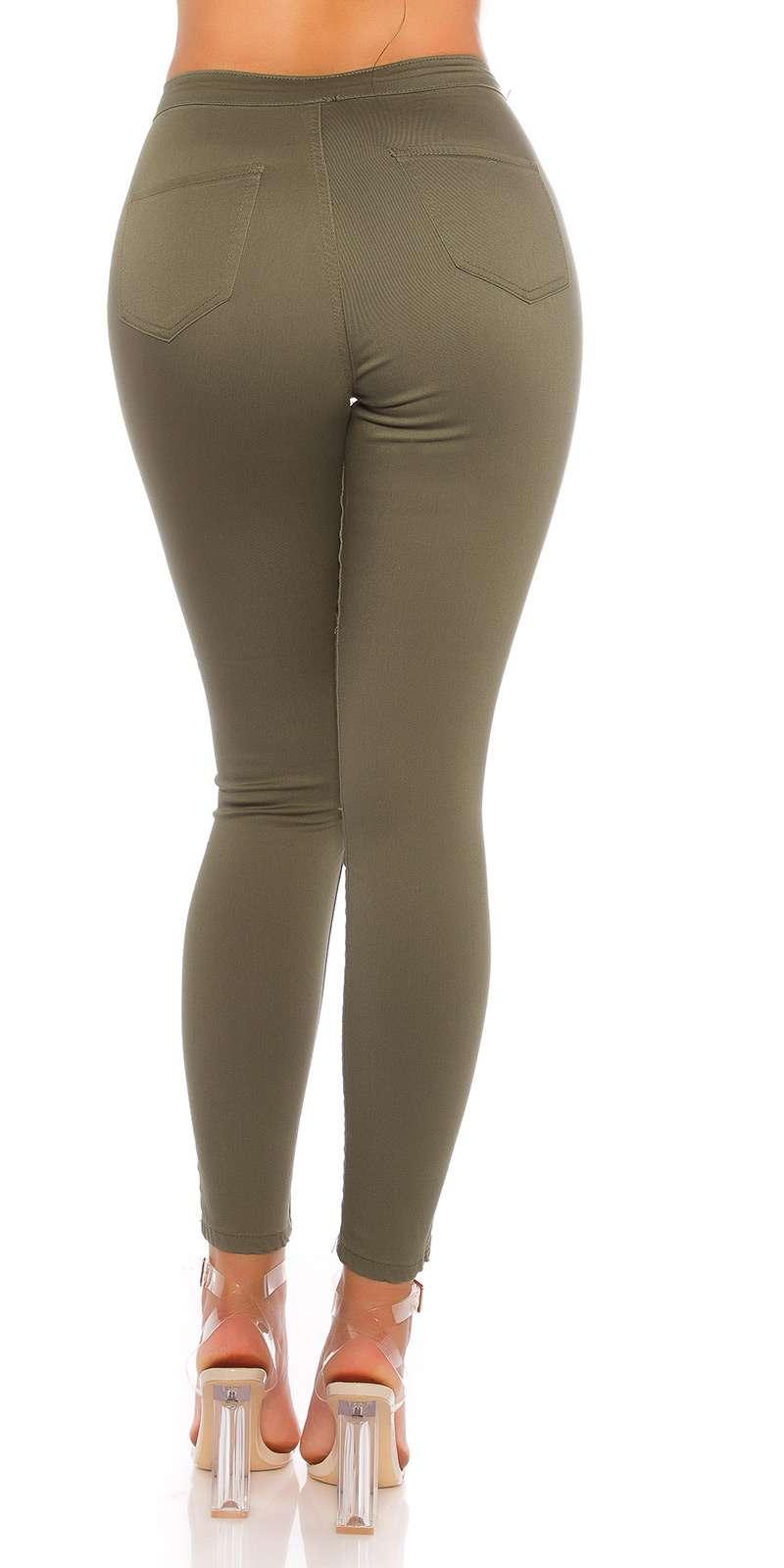 High Waist Jeans Dorela