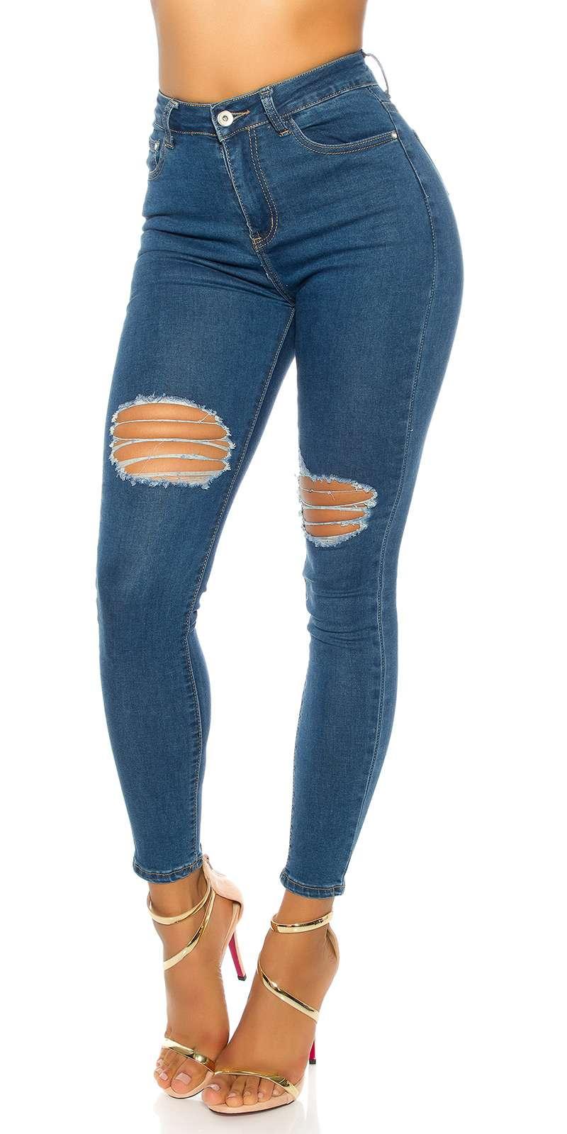 High Waist Jeans Dorea