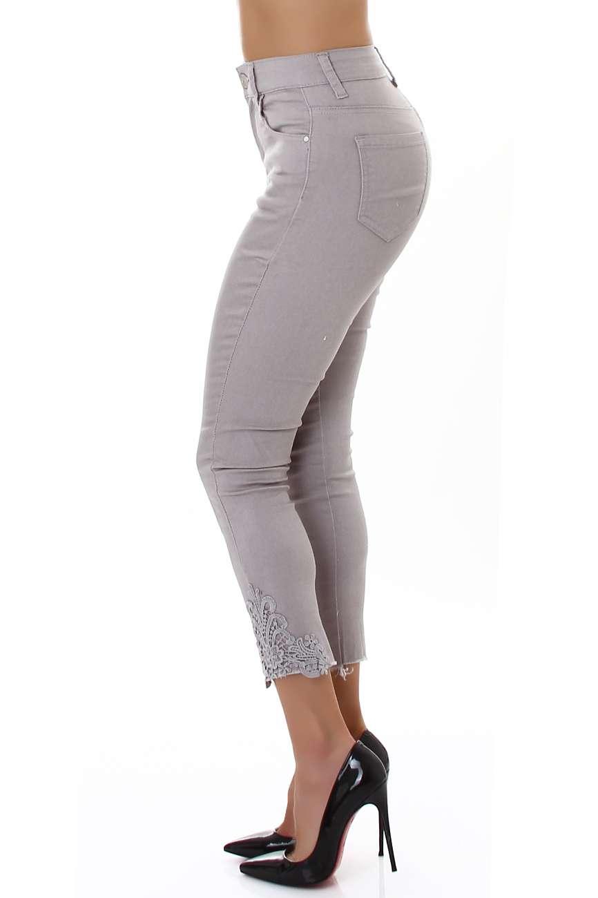 High Waist Jeans Duana
