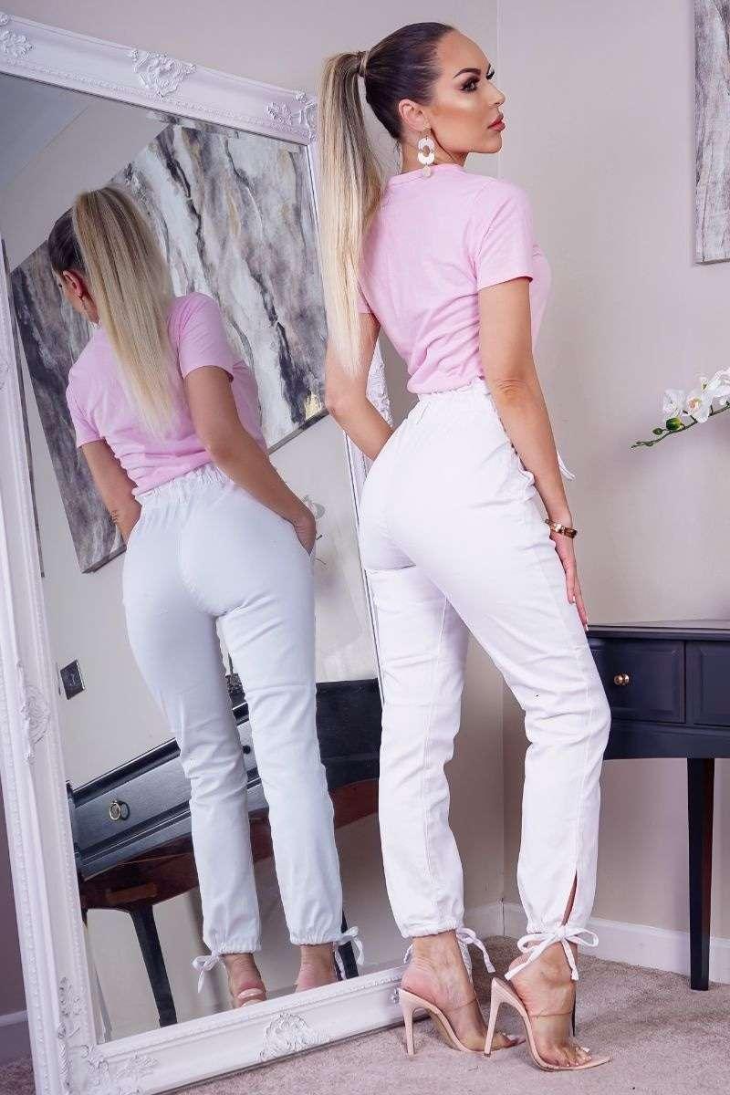 High Waist Jeans Dana