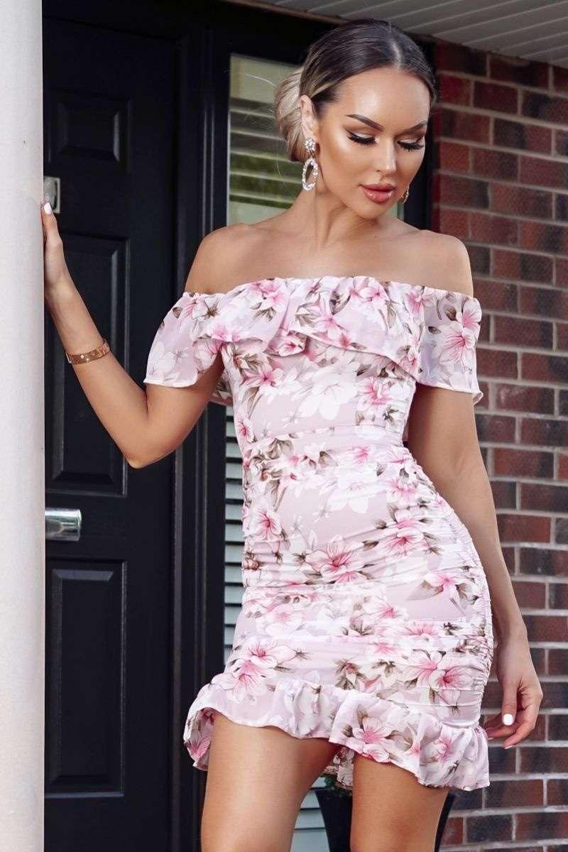 Kleid Floral