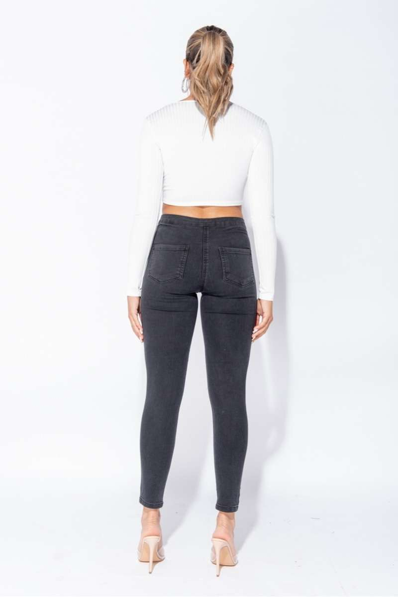 High Waist Jeggings Laelia