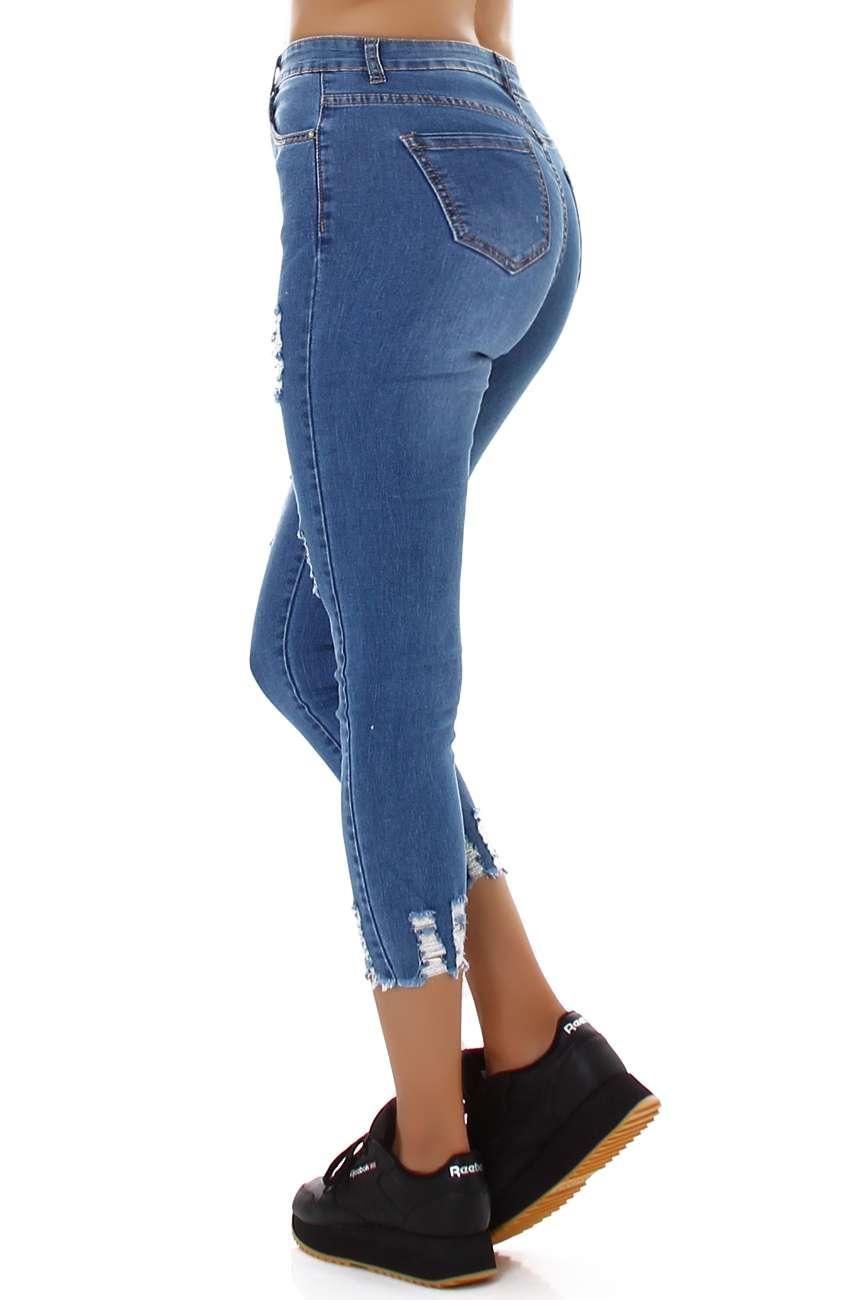 Destroyed Jeans Saron